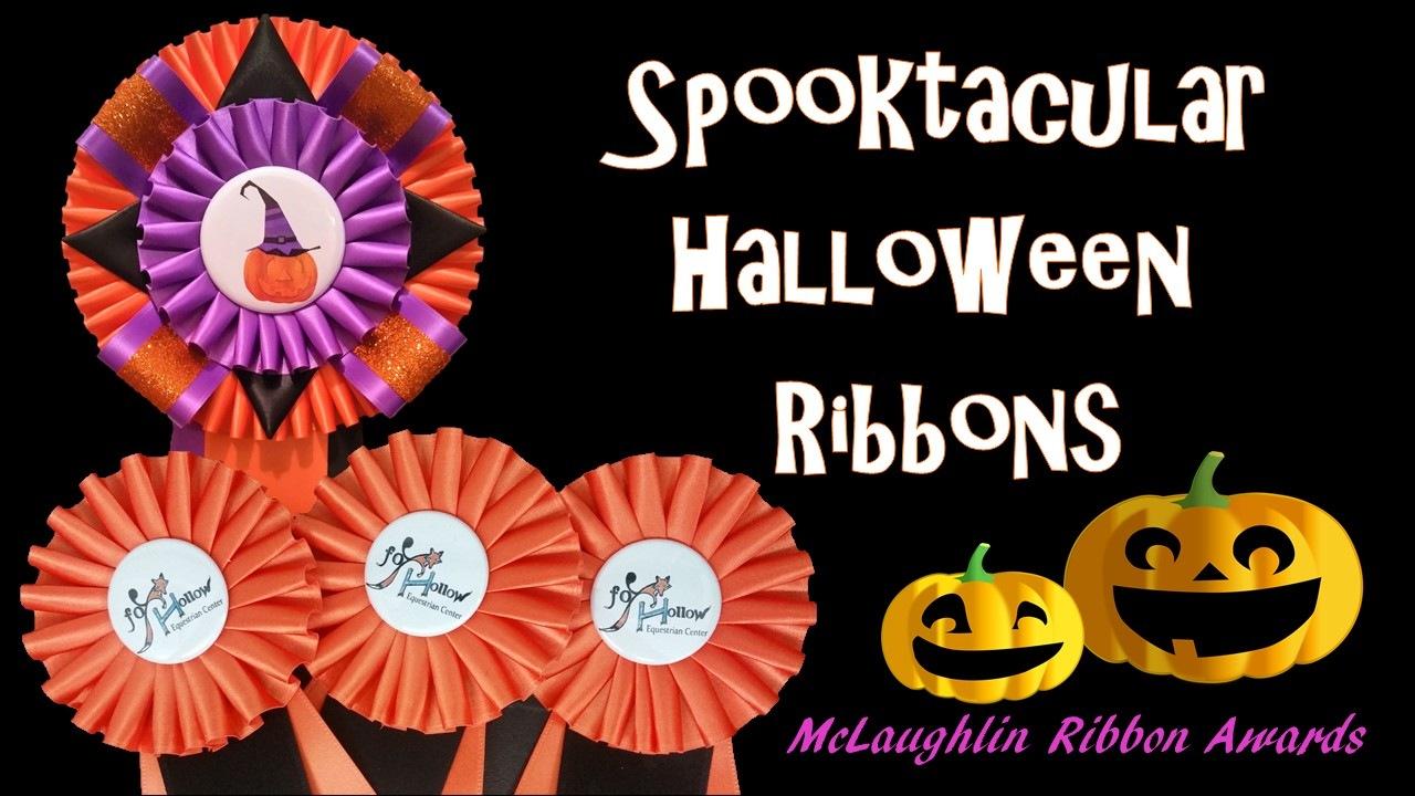 award ribbons for halloween by mclaughlin ribbon awards mclaughlin