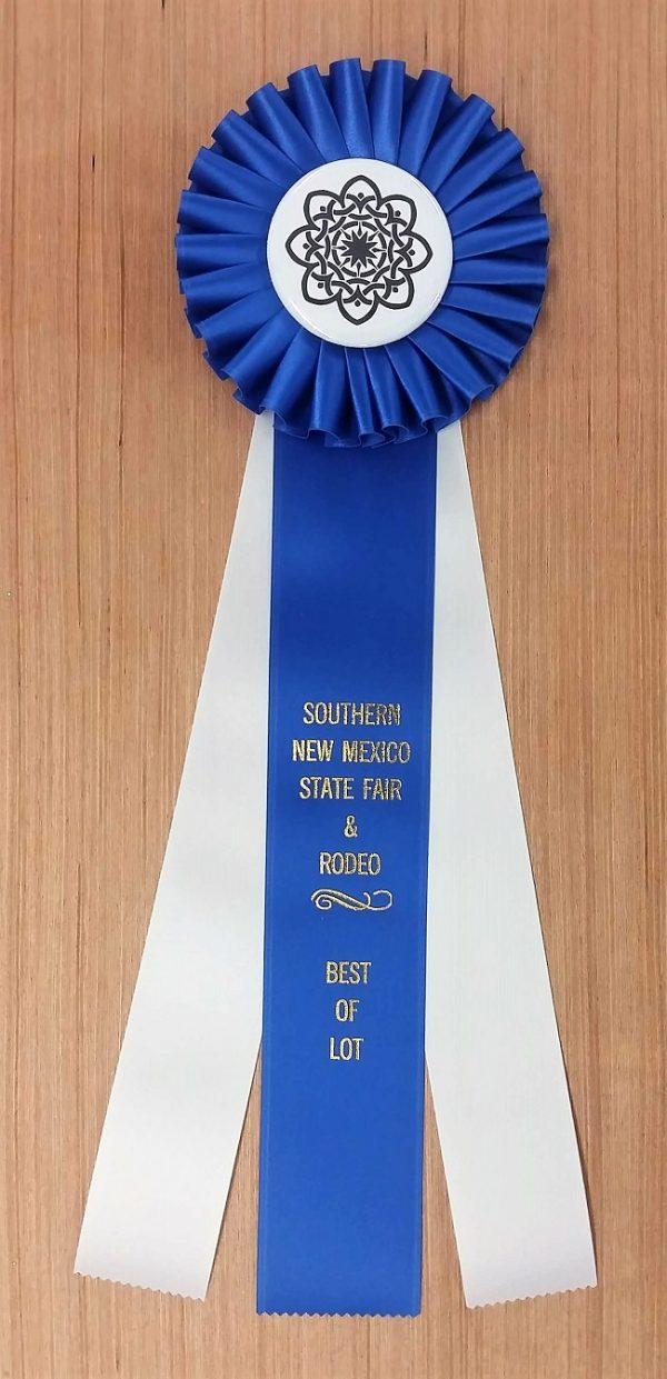 timeless 15 award ribbon custom rosette