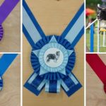 dog neck ribbon