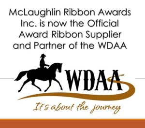 McLaughlin Ribbon Awards partners witih Western Dressage Association of America