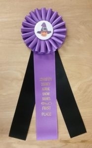 award ribbons for halloween