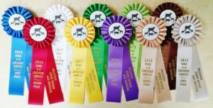 horse show award ribbon, dog show award ribbon, cat show award ribbon, rabbit show award ribbon, livestock show award ribbon, fair award ribbon