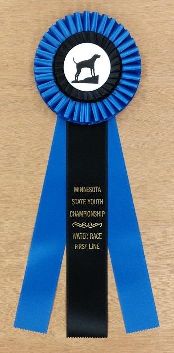 belhaven 15 award ribbon custom rosette