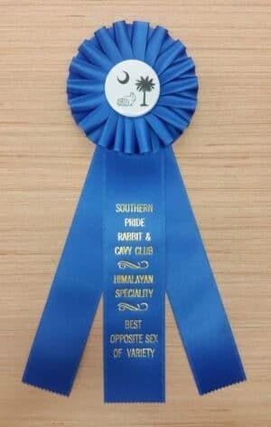 traditional 12 award ribbon custom rosette