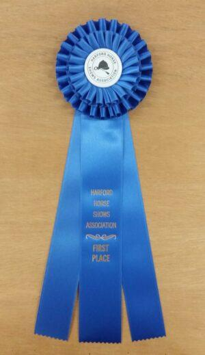 ellington 15 award ribbon custom rosette